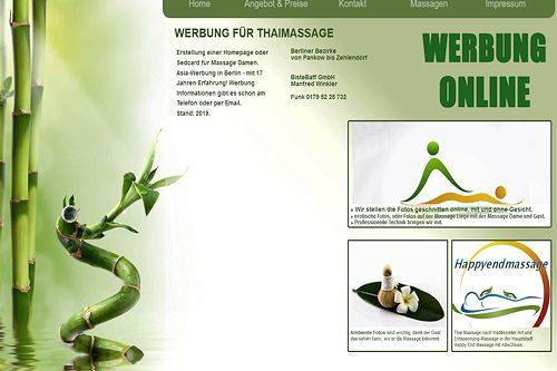 Thai-Palast-Massage